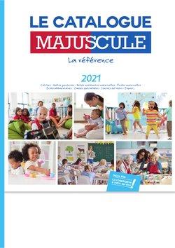 Promos de Culture et Loisirs dans le prospectus à Majuscule ( Plus d'un mois)