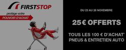 First Stop coupon à Nîmes ( Expire demain )