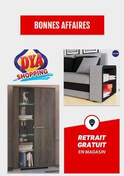 DYA Shopping coupon ( 6 jours de plus)