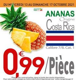 Promos de Hyper-Supermarchés dans le prospectus à marché frais Géant ( Expire demain)