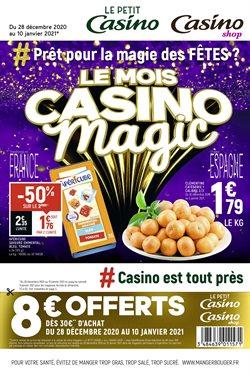 Casino Shop coupon à Le Havre ( Expiré )
