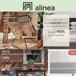 Promos de Alinéa dans le prospectus à Alinéa ( 15 jours de plus)