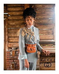Promos de Gucci dans le prospectus à Gucci ( Publié hier)