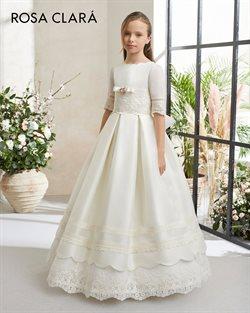 Promos de Mariage dans le prospectus de Rosa Clará à Paris ( 2 jours de plus )