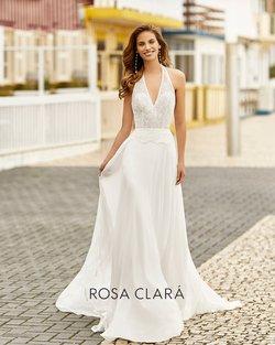 Promos de Mariage dans le prospectus à Rosa Clará ( Plus d'un mois)