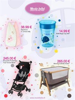Mode Bébé coupon ( Plus d'un mois )