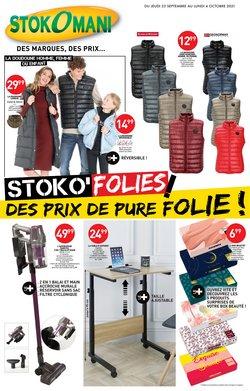 Stokomani coupon ( Nouveau)