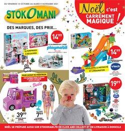 Stokomani coupon ( 18 jours de plus)