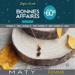 Maty coupon ( 10 jours de plus)