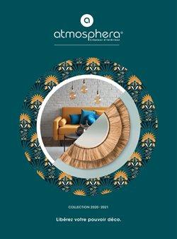 Promos de Meubles et Décoration dans le prospectus de Atmosphera à Toulouse ( Plus d'un mois )