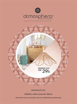 Atmosphera coupon ( Plus d'un mois )