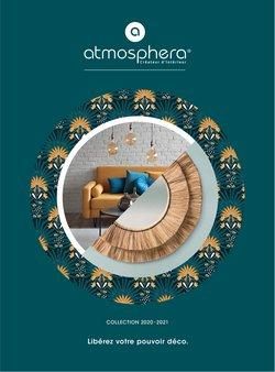 Atmosphera coupon ( Plus d'un mois)