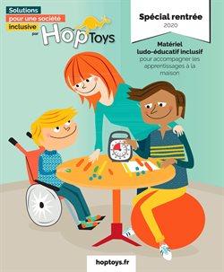 Promos de Jouets et Bébé dans le prospectus de HopToys à Toulouse ( Plus d'un mois )