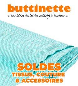 Promos de Culture et Loisirs dans le prospectus à Buttinette ( Expire demain)