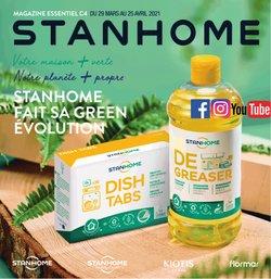 Stanhome coupon ( 5 jours de plus )