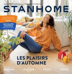 Stanhome coupon ( Expire demain)