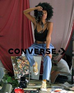Converse coupon ( Plus d'un mois )