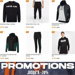 Promos de Nike dans le prospectus à Footkorner ( 8 jours de plus)
