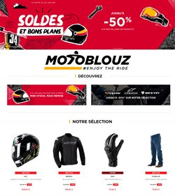 Motoblouz coupon ( Expiré )