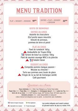 Promos de Restaurants dans le prospectus de Courtepaille à Paris ( Plus d'un mois )