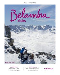 Promos de Belambra dans le prospectus à Belambra ( Plus d'un mois)