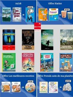 Promos de Librairies dans le prospectus de Decitre à Toulouse ( Il y a 3 jours )