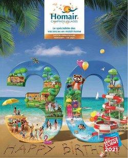 Homair coupon ( Plus d'un mois )