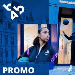 Promos de Basket4ballers dans le prospectus à Basket4ballers ( Expire ce jour)