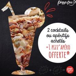 Promos de Pizza Pai dans le prospectus à Pizza Pai ( 7 jours de plus)