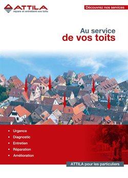 Promos de Banques et Assurances dans le prospectus de Attila à Marseille ( Plus d'un mois )
