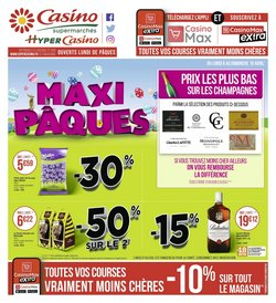Hypermarché Casino coupon ( Il y a 3 jours )