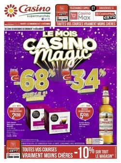 Hypermarché Casino coupon ( Publié hier )