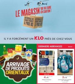 KLO coupon ( Publié hier )
