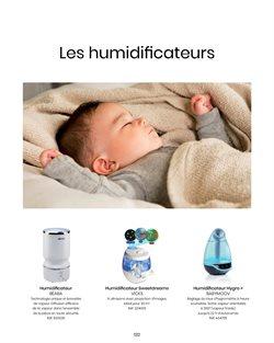 Climatisation à Bébé 9