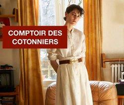 Promos de Comptoir des cotonniers dans le prospectus à Comptoir des cotonniers ( Expiré)