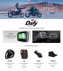 Gps à Dafy Moto