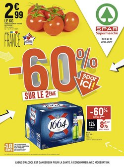 Spar Supermarché coupon ( Nouveau )