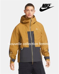 Nike coupon à Paris ( 5 jours de plus )