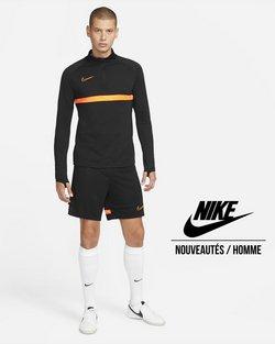 Promos de Sport dans le prospectus à Nike ( Plus d'un mois)