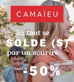 Camaieu coupon ( Expire ce jour)