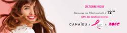 Promos de Camaieu dans le prospectus à Rouen