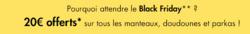 Promos de Camaieu dans le prospectus à Saint-Martin-d'Hères