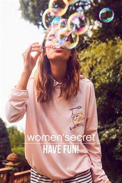 Promos de Women'secret dans le prospectus à women'secret ( Plus d'un mois)