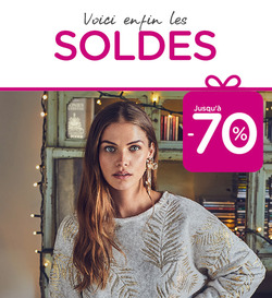 Promos de women'secret dans le prospectus à Paris