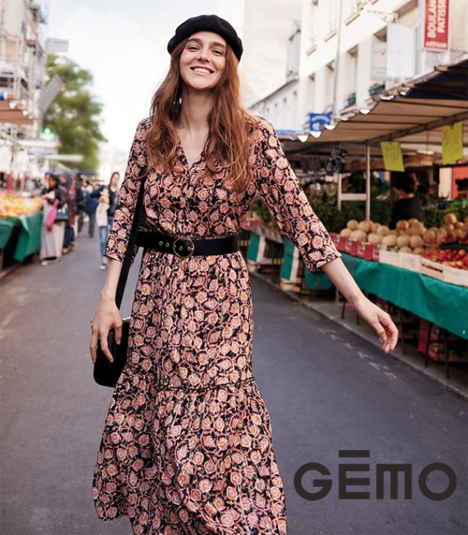 Gémo coupon à Paris ( 18 jours de plus )