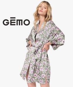 Promos de Gémo dans le prospectus à Gémo ( Plus d'un mois)