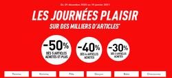 Gémo coupon à Toulouse ( 4 jours de plus )