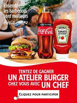 Promos de Hyper-Supermarchés dans le prospectus à Heinz ( 25 jours de plus)