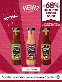 Promos de Hyper-Supermarchés dans le prospectus à Heinz ( 6 jours de plus)