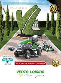 Promos de Jardineries et Animaleries dans le prospectus de Verts Loisirs à Reims ( Plus d'un mois )
